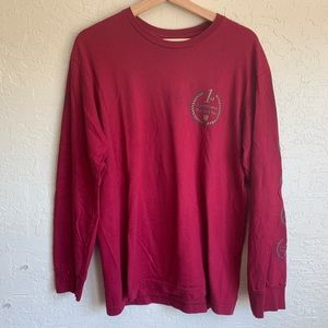 Undefeated World Class Long Sleeve Tee